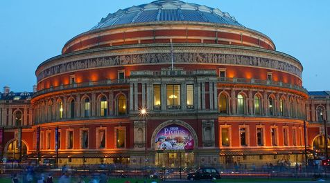 Royal Albert Hall chauffeur service